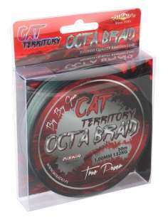 Mikado Cat Territory Octa Braid Előke 1.00mm