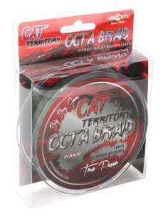 Mikado Cat Territory Octa Braid 0.40mm 150m
