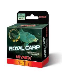 Mivardi Royal Carp 600m 0.255mm