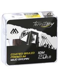 Mikado Premium Coated Braid 20lbs 10m