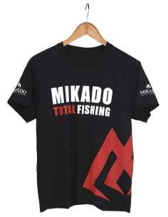 Mikado Total Fishing BK Póló XL